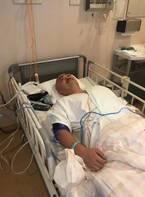 クロちゃん、脳動脈瘤の手術を受けた事を報告「心配です」「無事で何より」の声