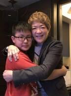 ライオネス飛鳥、受験終えたジャガー横田の息子と久々の食事「やっぱりかわいい」