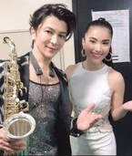 TiA、NHK『うたコン』出演の反響に感謝「まさか、この曲をNHKで歌わせて頂けるとは」