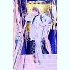 城咲仁、ホスト復帰で白スーツ姿を公開「素敵です」「カッコいい~」の声