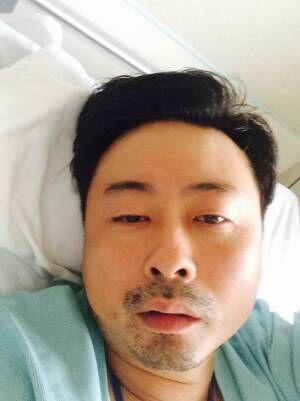 次長課長・河本、入院中に辛かったことを明かす「腹に力を入れるだけで激痛」
