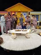 天野ひろゆき、稲垣・草なぎ・香取らのパジャマ姿を公開「三人やっぱり面白いねぇ~」