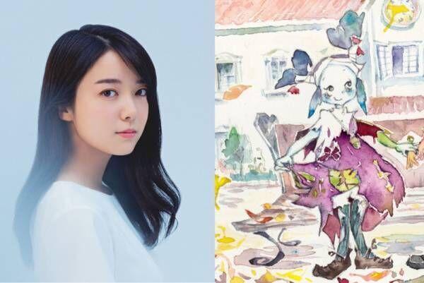 上白石萌音、ゾンビ役でミュージカルの主演を務めることを発表「まさかまさかのゾンビ!!!!!」