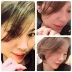 瀬戸朝香、ショートヘアにカットした写真を公開「何気にアレンジも効く!」