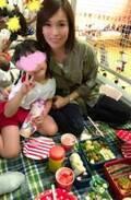 花田虎上、妻が作った娘の運動会弁当を公開「お昼が楽しみだなぁ!」
