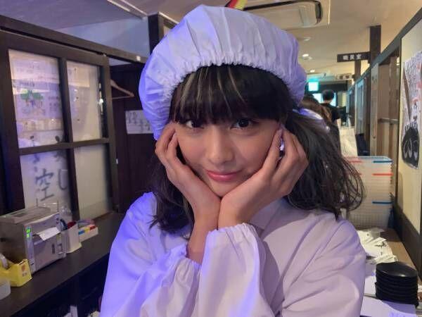 大友花恋『あな番』キャラでブログを更新「あいりだったら、こんなブログを書くんだろうなあ」