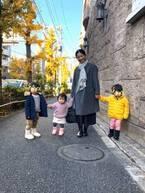 大渕愛子弁護士、ほっこりした子ども達との写真を公開し「微笑ましい」「宝物ですね」の声
