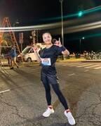 平祐奈、初のホノルルマラソンを振り返る「もうゾンビでした」