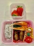 神田うの「2種類の苺」を付けた娘への手作り弁当を公開