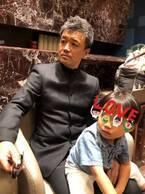 大渕愛子弁護士、『上海国際映画祭』での夫・金山一彦を「格好いいパパ」と絶賛