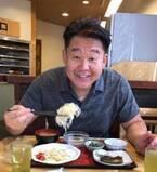 花田虎上、定食屋で拍手でお出迎えされ「ありがとうございます!」