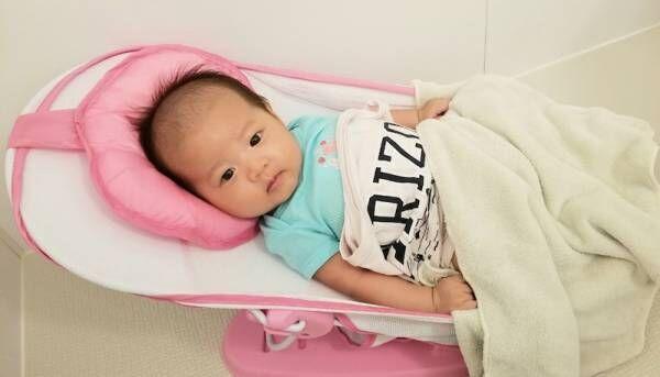 小原正子、生後2か月の娘が好きな場所を明かす「ピタッと泣きやむから不思議」