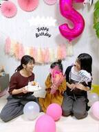 三倉佳奈、5歳娘が誕生日にリクエストした食事に「関西の血が流れてるだけある。笑」