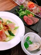 渡辺美奈代、ローストビーフの作り方を公開「これはお手軽」「美味しそう」の声
