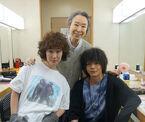 三田佳子、中村倫也&黒木華と『凪のお暇』オフショットを公開「お待たせしました~」