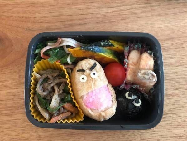 浅尾美和、次男が怖がったお弁当を公開し「めっちゃ笑った」「ウケました」の声