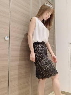 山川恵里佳、3号のスカートを履いた姿を公開「ウエストぴったり」