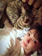 """倉科カナ、寝る前の""""おやすみ""""2ショットに「貴重」「本当に可愛い」の声"""
