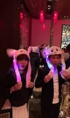 小川菜摘、夫・浜田雅功の誕生日パーティーの様子を報告「ずっと元気でいて下さいな」