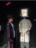稲垣吾郎、最終日に香取慎吾の個展へ「彼の心境、喜びや痛みもしっかり伝わりましたよね」