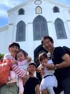 東尾理子、家族旅行で感慨深かった事「どこに行っても仲良く一緒」