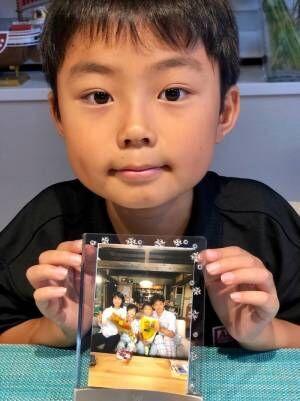 『ノーサイド・ゲーム』打ち上げで大泉洋から貰った物を紹介「君嶋家の家族写真…」