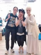 小川菜摘、久々に研ナオコ親子と再会「パワーと癒しを頂きました」