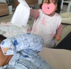 """紺野あさ美、1歳半の娘の""""気が利く""""行動に「すごーい!」「お利口さん」の声"""