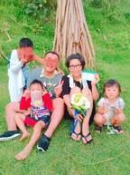 くわばたりえ、10年ぶりに家族で行った場所「新婚旅行で行った沖縄」