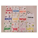 辻希美、ネットで大量に購入したTシャツ「カラフル かゎぇぇ」