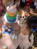 吉川ひなの、娘のために用意した「ぎょえー」なバースデーケーキ公開