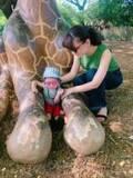 保田圭、ハワイ旅行中に行った場所「のんびり家族の時間を過ごしたい」