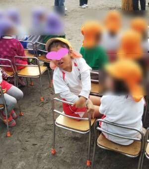 松永浩美さん、幼稚園の行事で娘のクラスメイトからショックな言葉「子どもって正直」