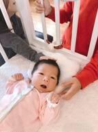友利新、退院し3人育児がスタート「あっという間に時間が過ぎています」