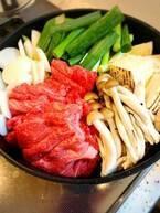 """小川菜摘、家族の為に作った""""簡単すき焼き鍋""""を公開「自分で作ってなんだけど、、、美味しそう」"""