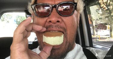 真壁刀義、おすすめのローソンスイーツを紹介「分厚いから食った感充分で大満足ッ」
