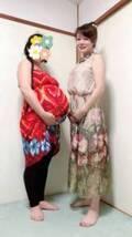 北山みつき、出産間近となった48歳の妹と2ショット「予定日は22日だそう」