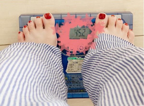 あいのり・桃、現在の体重を公表「どうした私の身体ー!!」