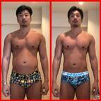 金子賢、ダイエット2か月の結果を報告「ここから1カ月が本当の地獄」