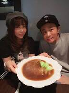 小川菜摘、夫・浜田雅功とご飯に行き驚き「こんなに立派なフカヒレの姿煮が」