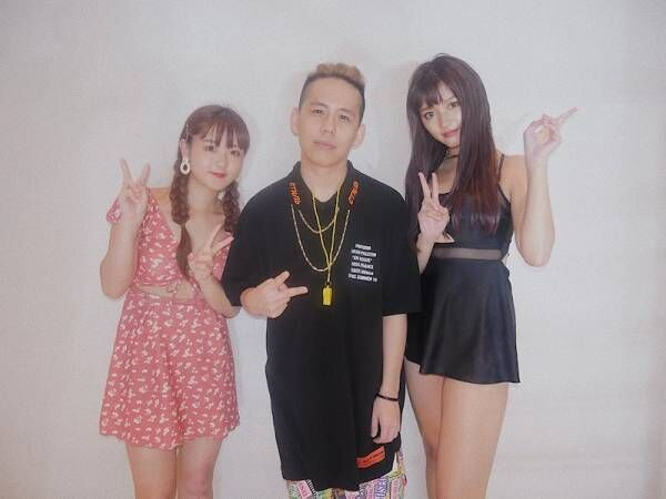 """""""なちょす""""徳本夏恵、水着で清水翔太のMVに出演「家宝モノです」"""