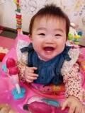 浜田ブリトニー、前以上に笑うようになった娘・雫ちゃん「最高の笑顔100点満点です」