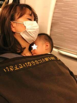 保田圭、息子のイヤイヤ期が始まりつつあると明かす「穏やかでいるのって大変」