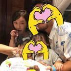 加護亜依、夫の誕生日祝いの様子を紹介「中身は永遠の17歳笑」