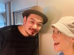 LiLiCo、別々に家を出るも夫・小田井涼平に出先で遭遇「なんで??笑」