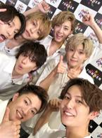 元Love-tune・萩谷慧悟、安井謙太郎らと7ショット「待ってました!」「楽しみで仕方ない」の声