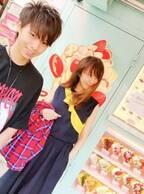 渡辺美奈代、次男と食べに行ったクレープ「名月と原宿デート?笑」