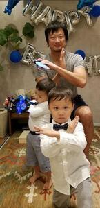 小原正子、4歳の長男が誕生日会後に泣いた理由に「可愛すぎ」の声