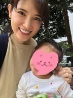 友利新、第3子を妊娠し娘のイヤイヤ期が復活「反省してしまいました」