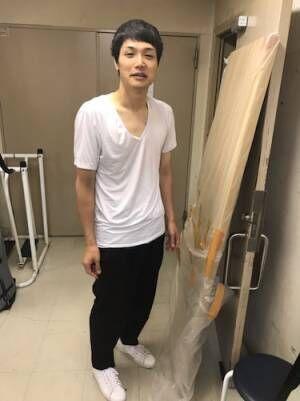 ハイキングウォーキング松田、久々に会ったもう中学生の発言に「怖かった」